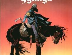 50个动漫书籍封面设计