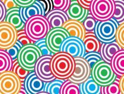 实用花纹底纹背景矢量素材(19)