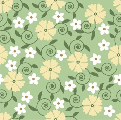 关键字: 矢量花纹,背景,花纹,花朵,可爱,时尚花纹,圆形,时尚背景,实用