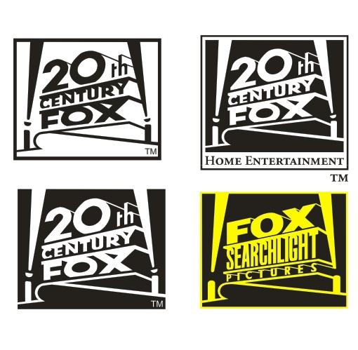 20世纪福克斯电影公司矢量标志