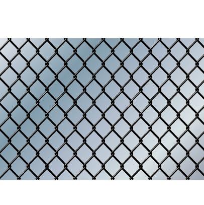 关键字:铁丝网矢量素材