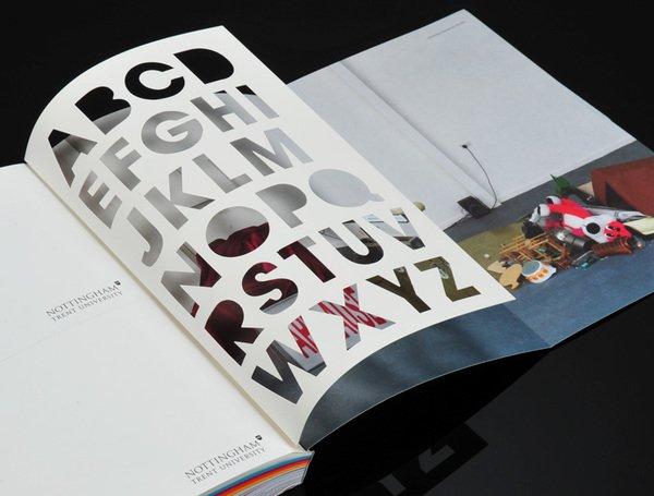 艺术设计图书版式设计欣赏