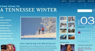 Tennessee Winter screen shot