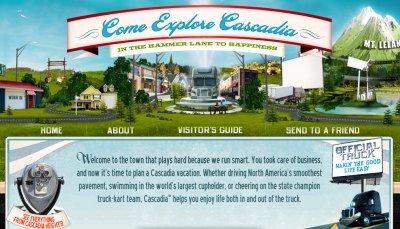 Visit Cascadia screen shot