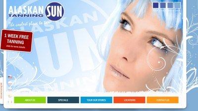 Alaska Sun Tanning Salon screen shot