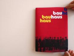 Bauhaus画册设计