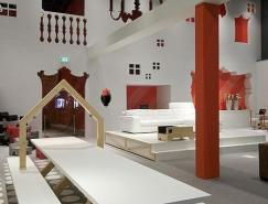 VilaSofa沙发专卖店室内布局设计