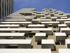 巴西Brascan办公双塔大厦