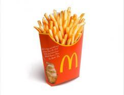 麥當勞全新包裝欣賞