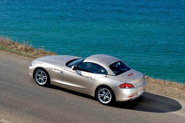 新BMWZ4敞篷跑车