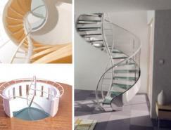 15个极富创意的楼梯设计
