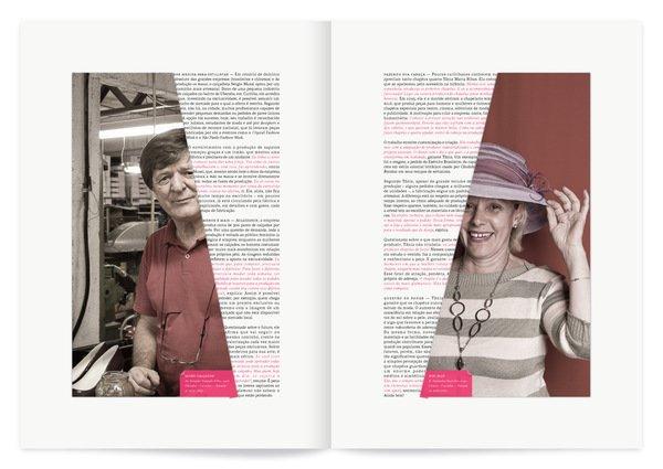 deluxe时尚电子杂志版式设计