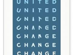 Obama竞选艺术海报设计