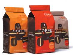 国外一组咖啡包装设计集锦