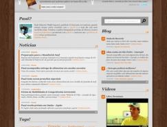 MarcioToledo网页设计欣赏