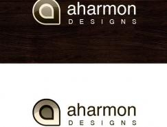 AHARMON标志设计欣赏