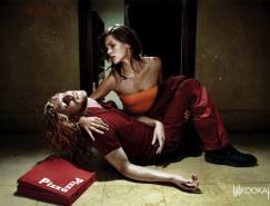 女裝品牌Kookai平面創意廣告