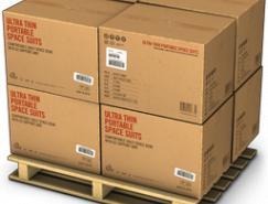 多種集裝箱和吊車PNG圖標