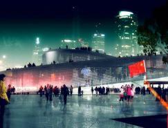 2010上海世博会丹麦展馆设计欣赏