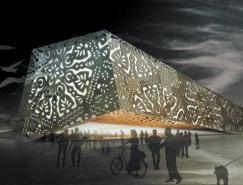 2010上海世博會波蘭展館設計欣賞