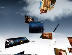 15个3D效果网页设计欣赏