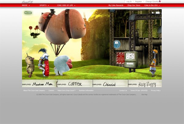 3D Websites