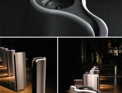 27个现代时尚音响系统欣赏