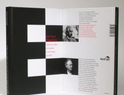 爱因斯坦传记图书装帧版面设计