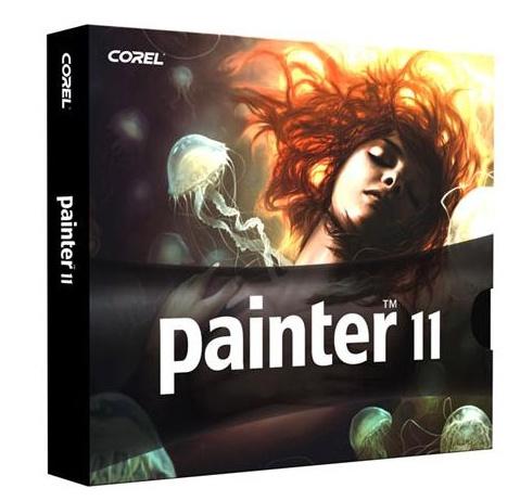Corel发布专业绘图软件Painter11