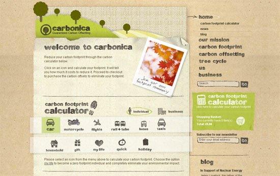 Carbonica - screen shot.