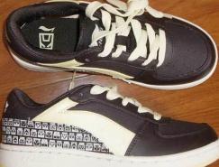 """李宁""""囧""""鞋创意营销"""
