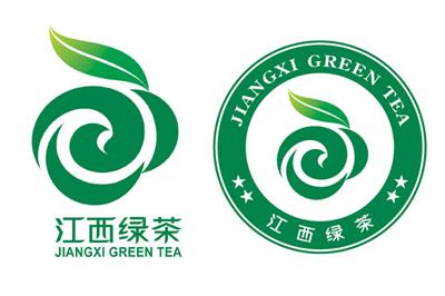"""""""江西绿茶""""商标征集图案评选结果公示 - 设计之家"""