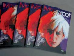livingproof杂志版面设计