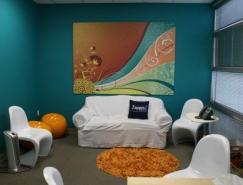 12個創新公司的創造性辦公工作空間