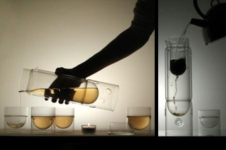 国外不同寻常的玻璃器皿创意设计