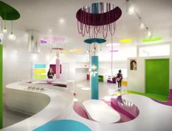 国外现代办公室设计欣赏