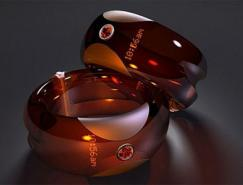 国外一组时尚超酷手表设计
