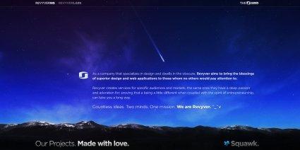 Nature-Inspired Websites