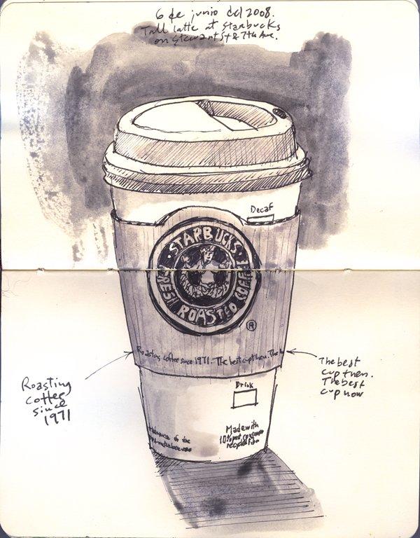 星巴克咖啡品牌平面设计集锦(2)