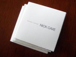 NickCave创意折页画册设计