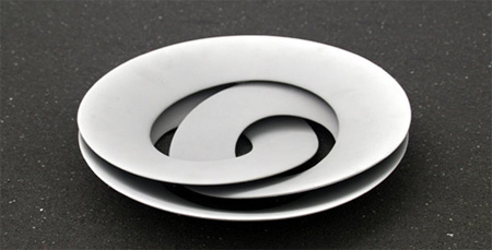 国外创意餐具和餐盘设计