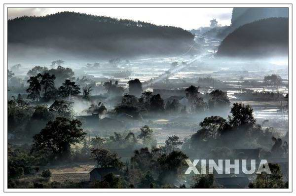 王仲康桂林山水风光摄影作品(2)