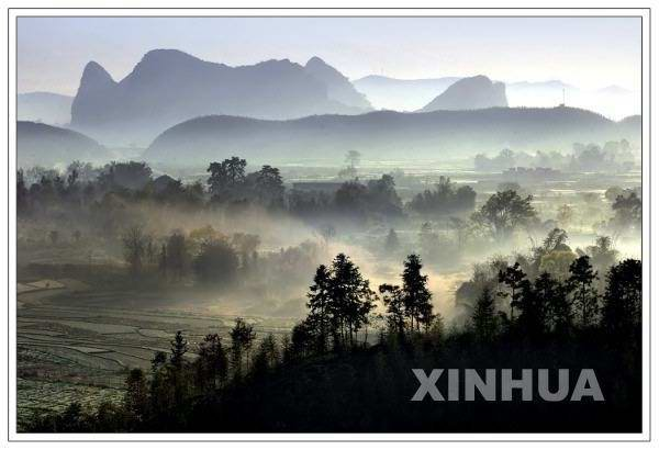 王仲康桂林山水风光摄影作品(3)
