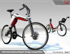 第十三届全球自行车设计比赛获奖名单揭晓
