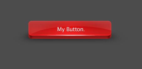 PS制作质感3D按钮