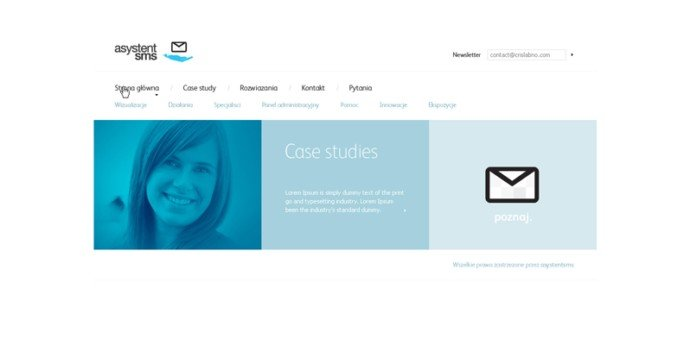 Labno网页界面设计