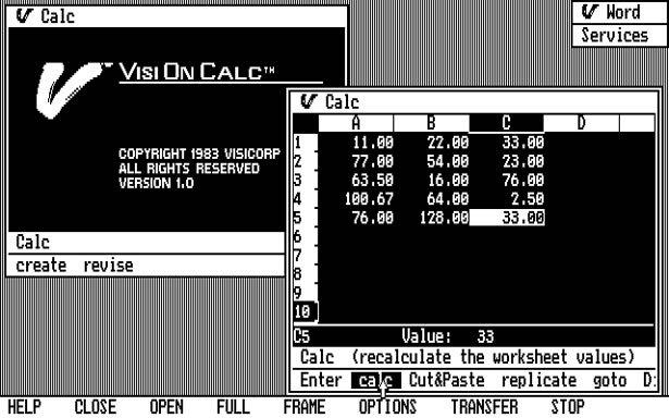 1981-2009年计算机操作系统的界面变迁欣赏