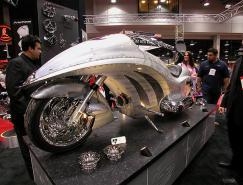 奇思妙想:国外概念摩托车,体育投注