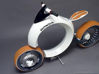 奇思妙想:国外概念摩托车设计