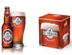 國外精美啤酒包裝設計